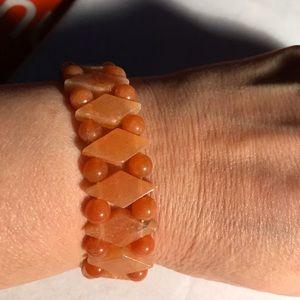 Jewelry - 🔶🔸Genuine Carnelian Bracelet🔸🔶